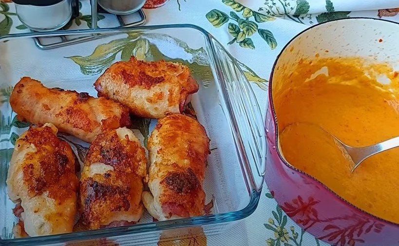Šnicle u sosu recept