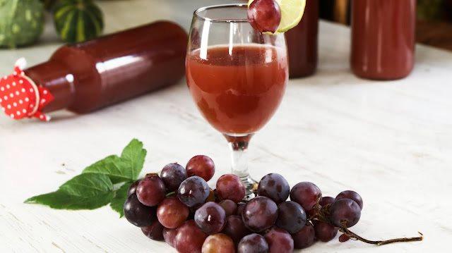 Sok od grožđa bez konzervansa