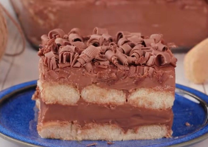 Čokoladna torta sa piškotama