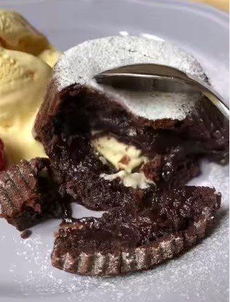 Lava kolač recept
