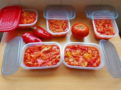 Kako da sačuvate papriku i paradajz za zimu