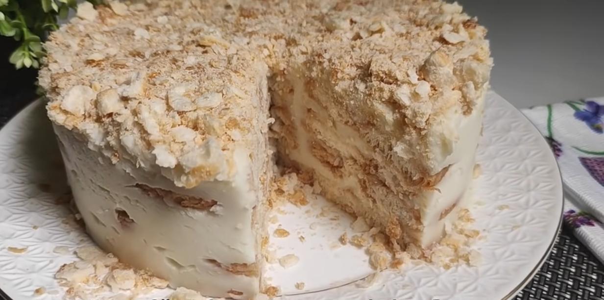 Torta sa keksom koja se ne peče