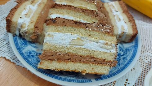 Brza torta od kupovnih kora