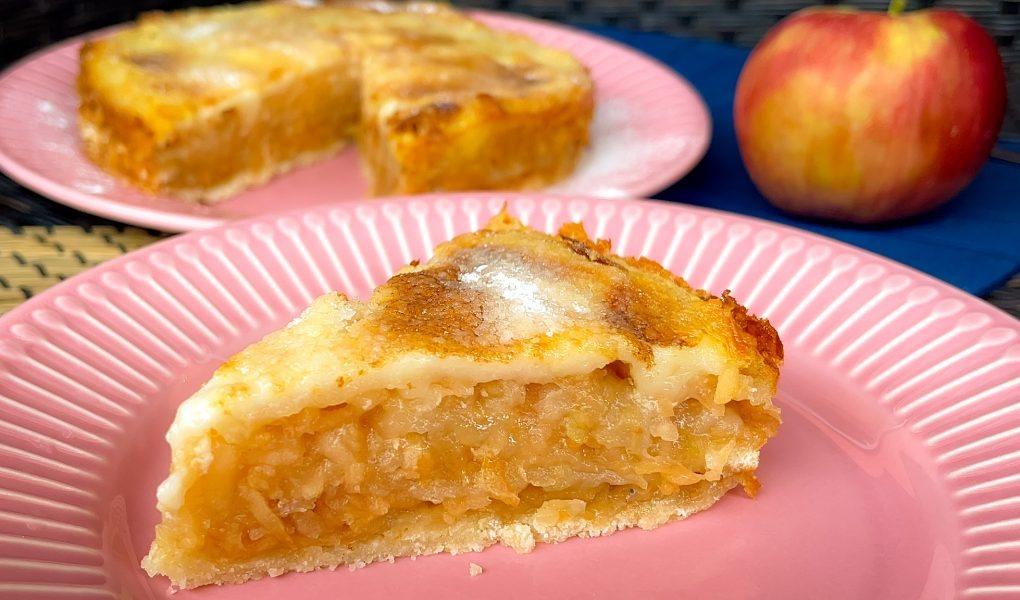 Najbrži kolač sa jabukama bolji od lenje pite