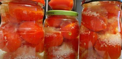 Zimnica od paradajza