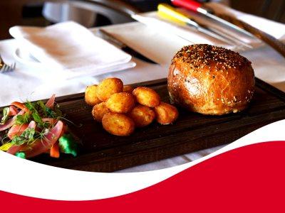 Cook Like a Master Chef: Burger Wellington, ukus pobede kod Vaterloa