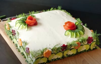 Napoleon slana torta