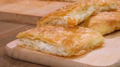 Grčka pita sa feta sirom