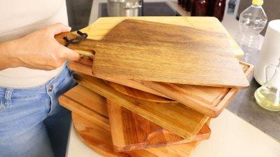 Čišćenje drvenih daski
