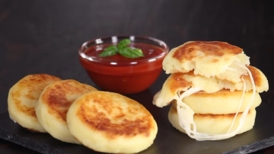 Lepinjice od krompira i sira
