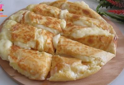 Pita sa sirom i krompirom